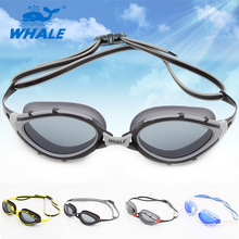 Polarized & long lasting anti-fog silicone swim goggle glasses