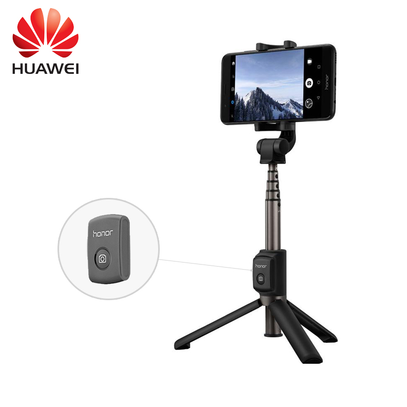 HUAWEI Honor Wireless Bluetooth Tripod Selfie Stick Portable Monopod Extendable Handheld Shutter Holder For Apple Android iOS(China (Mainland))