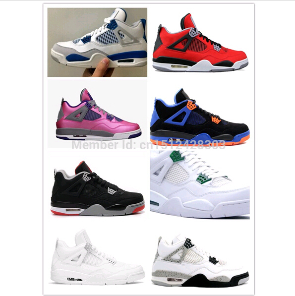 womens and mens shoes free shipping 2015 new style Basketball shoes cheap price white blue pink red size 8 9 10 11 12 13(China (Mainland))