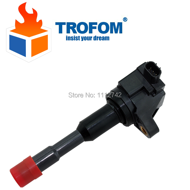 Ignition Coil For Honda Civic 7 8 VII VIII JAZZ FIT 2 3 II III 1.2 1.3 1.4 30521-PWA-003 30521-PWA-S01 30521PWA003 30521PWAS01(China (Mainland))