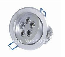 Free shipping Wholesales CREE chip production super bright 10watts ceiling led light HOT SELL(China (Mainland))