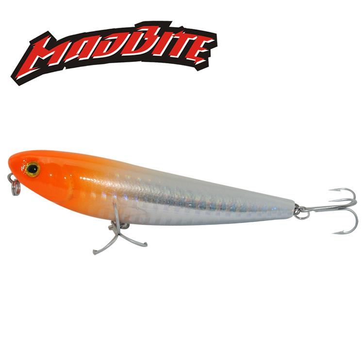 Приманка для рыбалки MadBite 8.5cm 11g 85 Walkabout 85