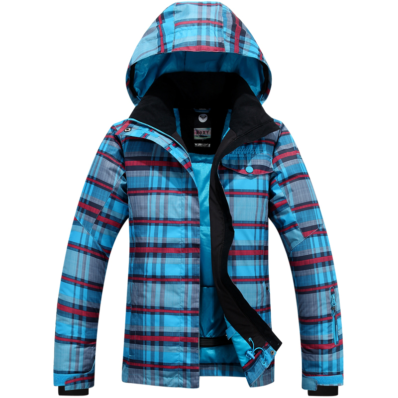 Ski Suit Jacket Breathable Women's Outdoor Hiking or Camping Coat Windproof and Waterproof Winter Coat Women's Snowboard Jacket(China (Mainland))