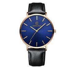 6.5mm ultra-fino relógio masculino 2019 nova moda relógios simples negócios masculino relógios de quartzo relógio masculino relogio masculino(China)