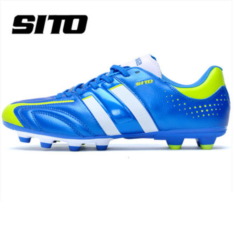 New 228-1 Ares II FG microfiber men soccer shoes outdoor sport training women football boots children soccer cleats(China (Mainland))