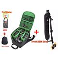 Digital Dslr camera photo bag lens case Photographer waterproof national geographic video double shoulder backpack bag