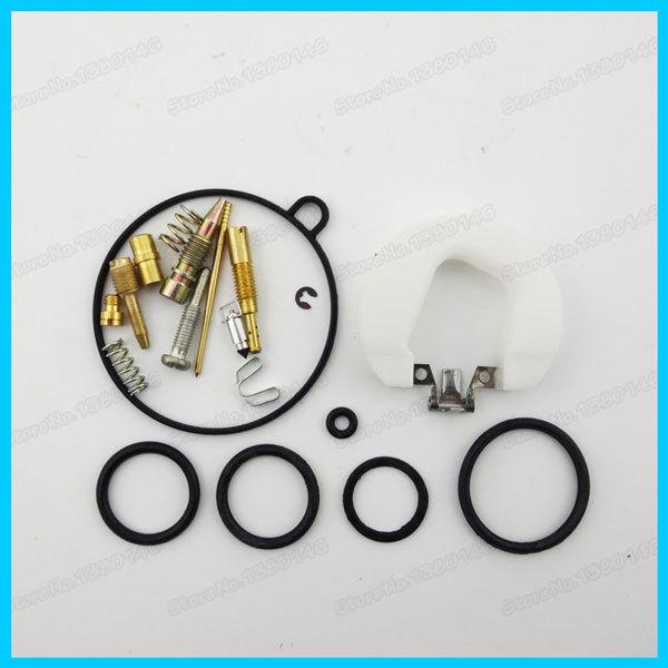 PZ19 Carb Parts 50cc 70cc 110cc 19mm Carburetor repair rebuild kit for pit dirt parts quad atv motorcycle(China (Mainland))