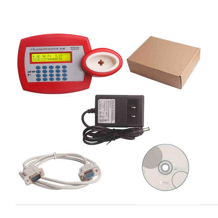 Free Shipping Quality A+ New Arrival AD90 Plus V3.27 Key Program AD90+ Transponder Key Duplicator AD90 Plus V3.27 Read Very Fast<br><br>Aliexpress
