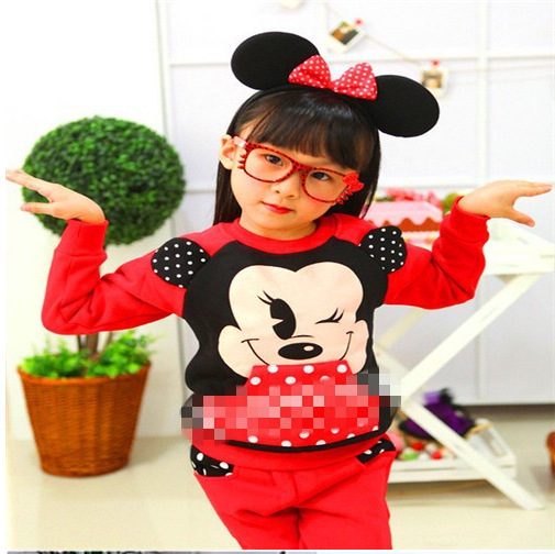 Children Hair Accessories Minnie Mouse Ears Headbands Birthday party Boys Girls Cosplay costume Headwear minnie Party(China (Mainland))