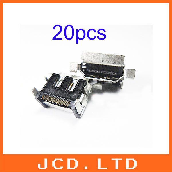 20pcs for Microsoft Xbox ONE HDMI Display Port Socket Jack Connector | for X Box 1 Console<br><br>Aliexpress