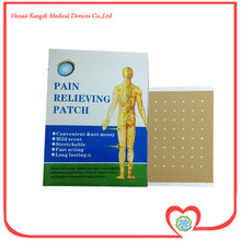 100 Natural Health Care 12Pcs lot Herb Pain Patch Shoulder Pain Pad 7X10CM Bone Pain Plaster