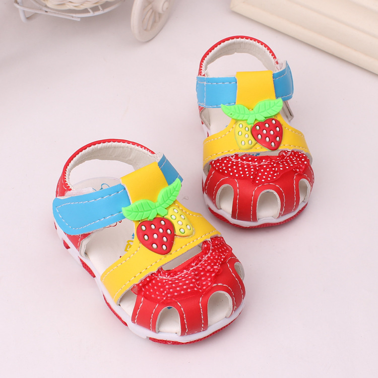 Aliexpress.com : Buy 2015 new 0 2 years old baby girl sandals ...