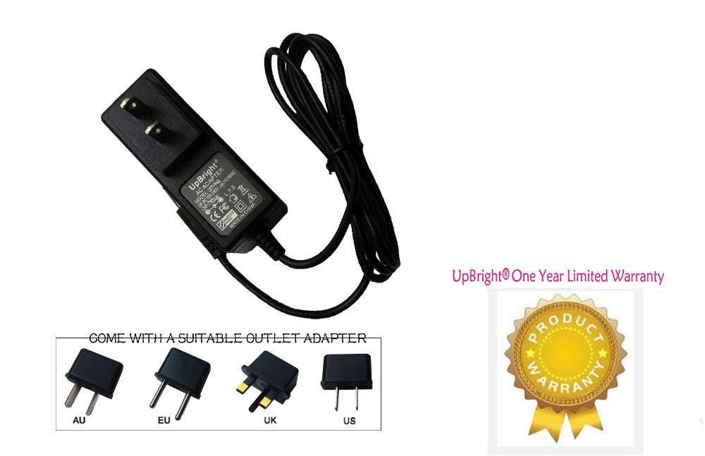 UpBright NEW AC / DC Adapter For Cobra MicroTalk CXT450, PR255, PR255-2 VP, LI 7500WX 2-Way Radio Power Supply Cord Charger PSU(China (Mainland))