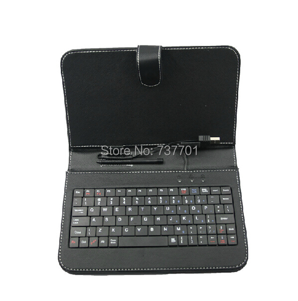 Universal 10 inch Leather case wiht keyboard Android Tablet Flip Case Cover - B&Y Digital Technology Co.,Ltd store