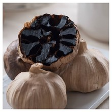 Black garlic 1PCS Anti-cance health care product Hypertension Constipation Diabetes Improve immunity anticancer and antiaging