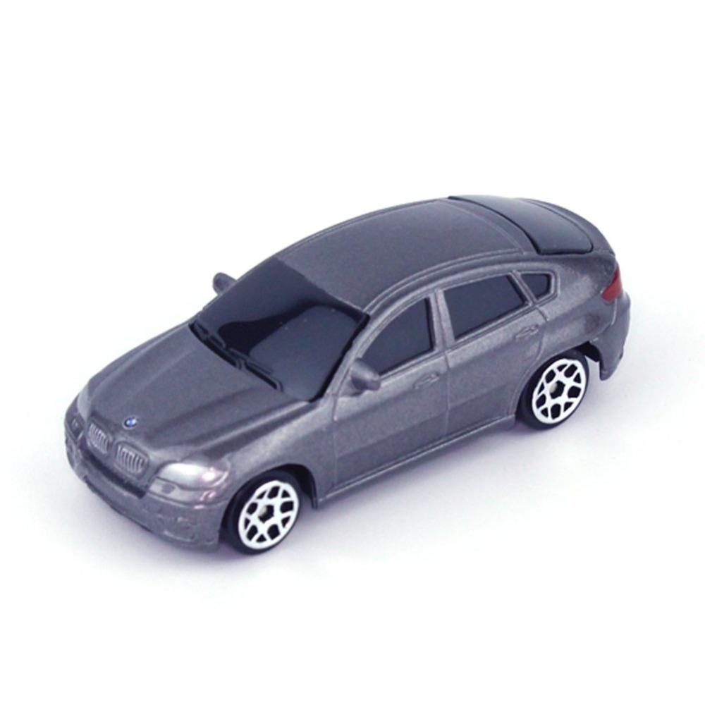 RMZ City 344002S 1:64 Scale 3 Inch Bayerische Motoren Werke X6 Hand Push Die Cast Car Toy Children Gift(China (Mainland))