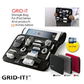 COCOON GRID IT Home Storage Organization Wrap Case Cover Organizer Tablet Digital Electronic Gadget Pouch Travel