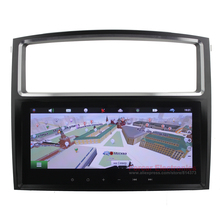 8.8'' Android Car Head Unit for Mitsubishi Pajero IV 2006-2011 DVD GPS with BT RDS Mirrior-Link Wifi 3G host Free 8GB Map card(China (Mainland))