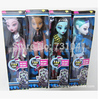 Free shipping 2015 Best sale monsters inc high doll Monster doll