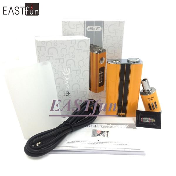Фотография 5pcsOriginal joyetech evic vt 5000mah battery evic-vt kit temperature Control joyetech evic vt Kit  5000mah elektronik cigarette