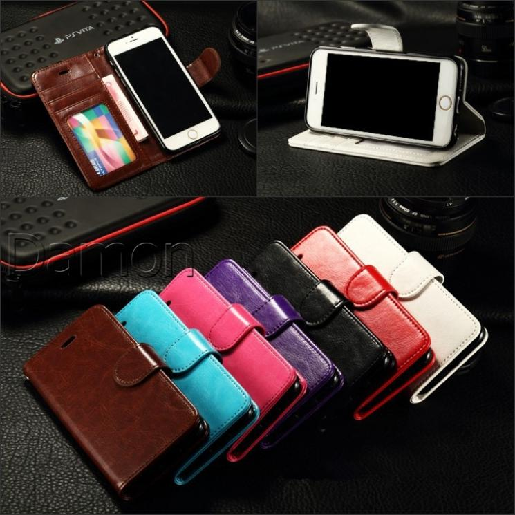 Hot sale!!! Mango Series Wallet PU Flip Leather Cell Phones Case Cover With Stand Holder For iPhone 5 5S 5G Case(China (Mainland))