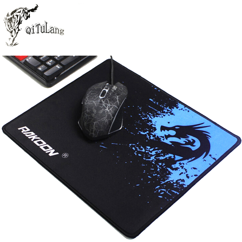 Rakoon Mouse Pad Game Mousepad Laptop Mouse Mat For Notebook Computer PC Gaming Mouse Pad Gamer Play Mat for LOL Dota2 CS GO(China (Mainland))