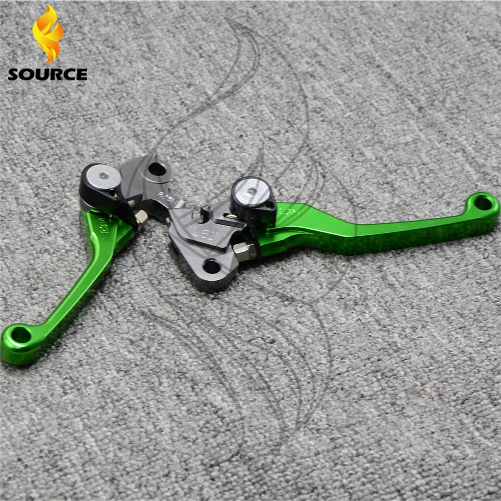 motorcycle increased torque of cnc pivot brake clutch levers For Kawasaki Kx 250f Kx 450 F 2006 2007 2008 2009 2010 2011 2012(China (Mainland))