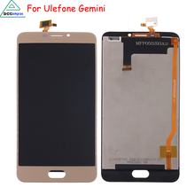 Dccompras Original Ulefone Gemini Smart Phone LCD Display Touch Screen Digitizer Assembly Free Repair Tools - PHONE-PARTS Store store