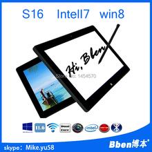New arrival 11.6 Inch Bben I7 Windows 8.1 Tablet PC Intel Core-M 4GB+128GB 1366*768 5MP Camera Bluetooth 4.0 FDD LTE HDMI OTG