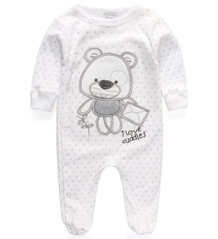 Baby Clothing ! 2015 New Similar Carters Newborn Clothes Baby Boy Gril Romper Long Sleeve Infant Product(China (Mainland))