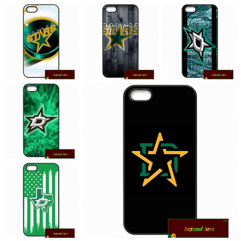 NHL Dallas Stars Hockey Lover Phone case for iphone 4 4s 5 5s 5c 6 6s plus samsung galaxy S3 S4 mini S5 S6 Note 2 3 4 DE0564(China (Mainland))
