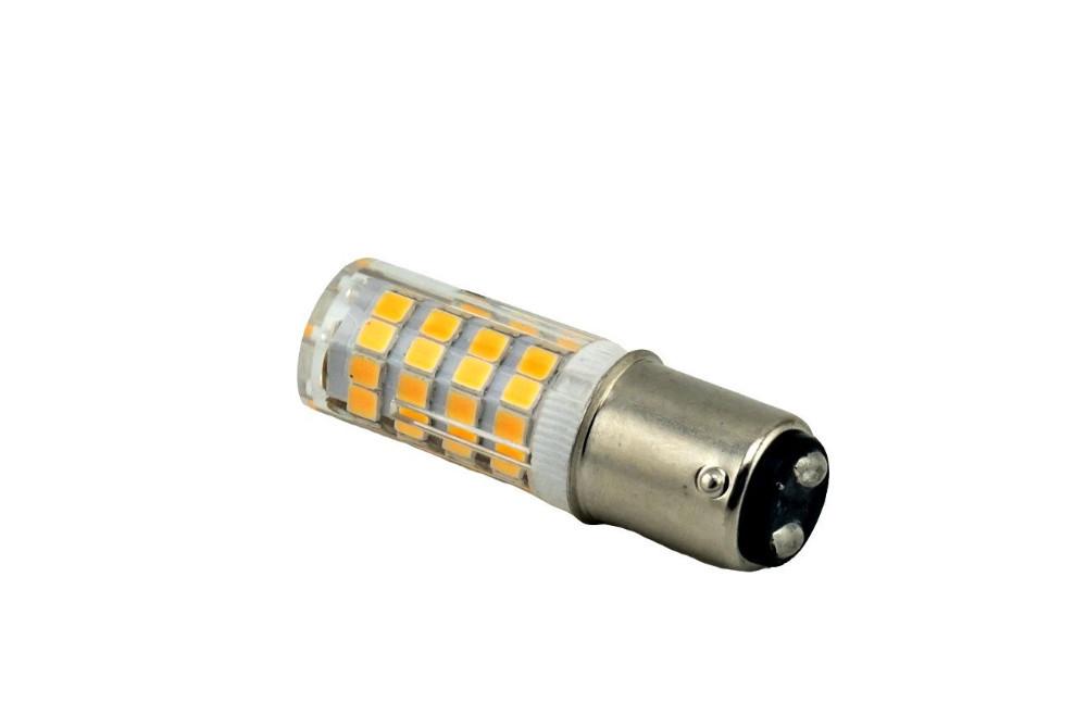 Ba15d Double Contact Bayonet Base Led Light Bulbs 110 220v