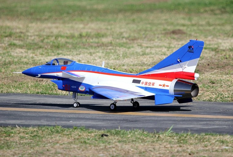 2014 New! J-10A Version 2 J-10 EPO warbird fighter jet plane Kit format with fixed landing gear set(China (Mainland))