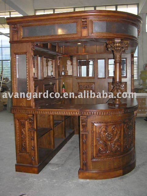 American&European Solid wooden bar funiture/bar cabinet(China (Mainland))