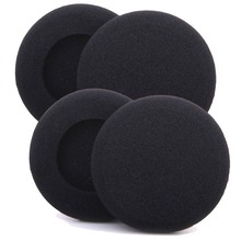 200pcs=100 pairs 50mm Foam pad cushion eartips cover for MOTOROLA S305 BLUETOOTH Headphone(China (Mainland))