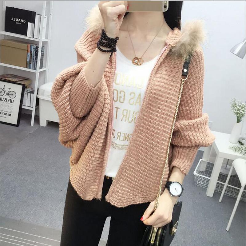 свитер с капюшоном женский