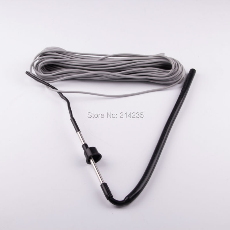 4 cores silicone rubber side mounting solar energy water heater temperature water level sensor CGQ-15
