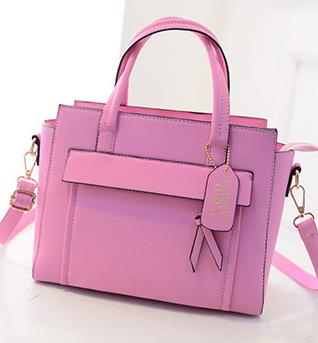 Desinger small women tote bags pink shoulder bag ladies leather handbags fashion clutch 4colors bolsa feminina bolsas(China (Mainland))