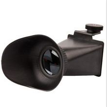 Photo Studio Accessories V4 LCD Viewfinder 2.8x Magnifier Extender Magnetic Hood for nex3 nex5