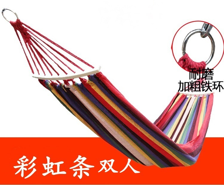 aeproduct getsubject   2018 wholesale outdoor hammock bent stick rollover single dorm      rh   dhgate