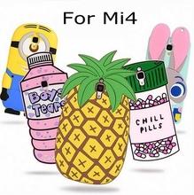 Buy 3D Cartoon ZOOTOPIA Bunny girl Minion Love Potion Chill Pills boy tears soft silicone case cover Xiaomi 4 mi4 m4 m mi 4 for $5.45 in AliExpress store