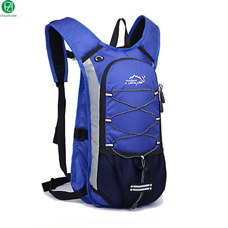 Bicycle Mini Backpack 12L brand Outdoor Cycling Climbing Travel Marathon Mini Bicycle sports Running Bag Cycling Backpack<br><br>Aliexpress