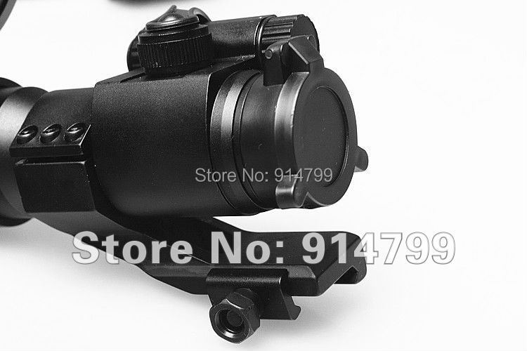 M2 Hunting Shooting Tactical Aimpoint Red Green Dot Scope Light Changing High Quality Gun sight Laser