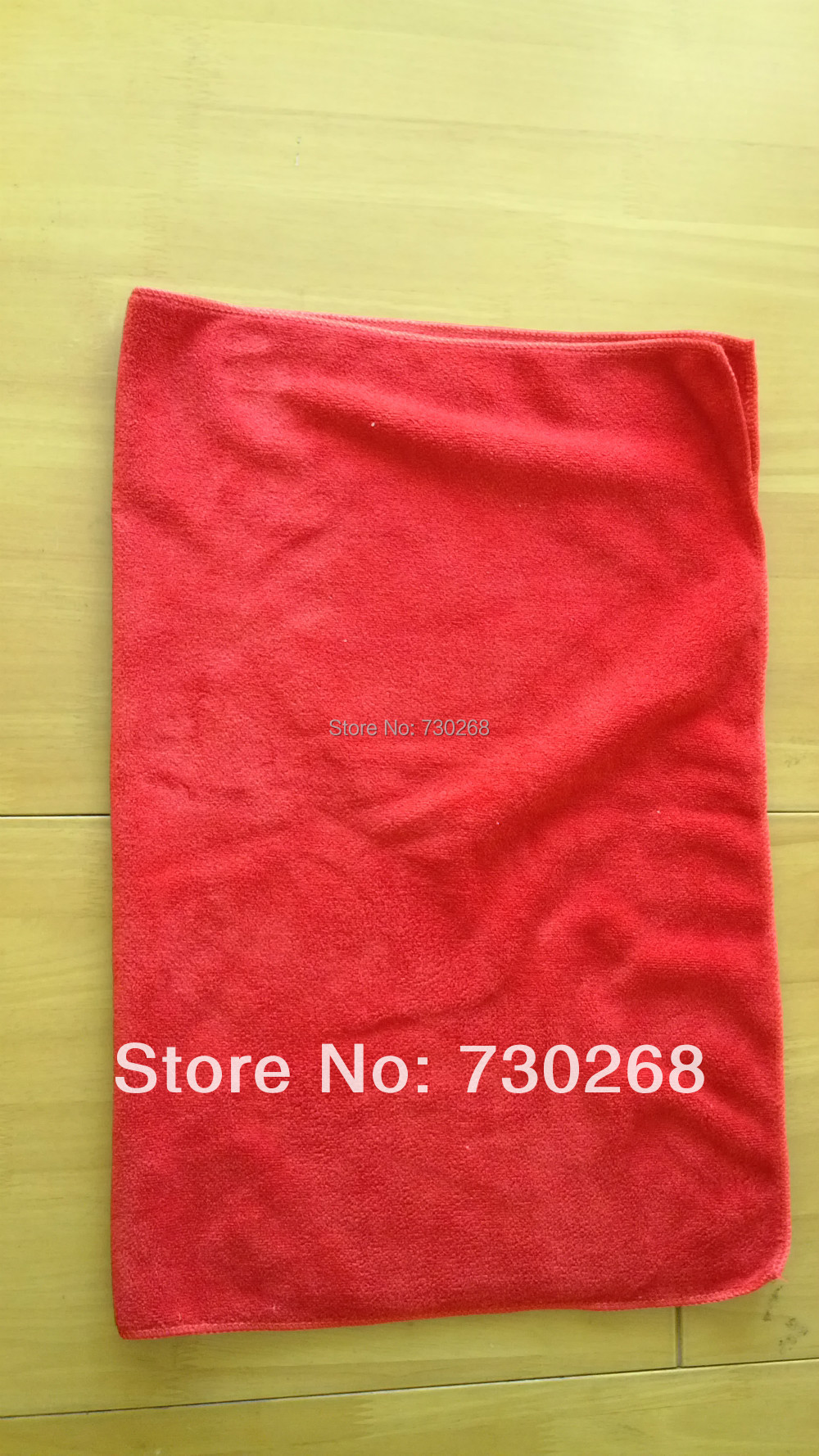 Free Ship Wholesale Microfiber Cleaning Towel 33x66cm 360gsm Polyester Towels Car Cleaning Cloth Hair Drying Magic Towel(China (Mainland))