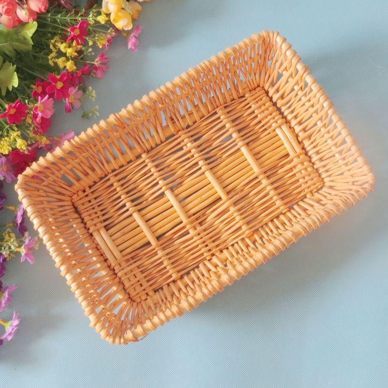 Cestas de mimbre vegetales compra lotes baratos de - Cestas decorativas ...