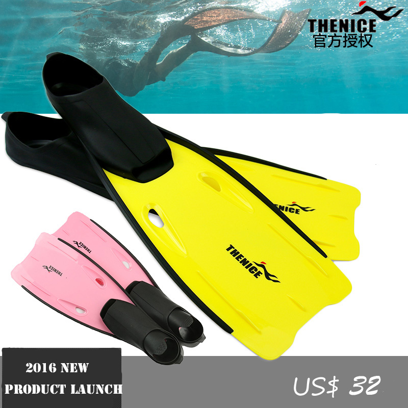 Long Fins Snorkeling Flipper Snorkel Diving Fins Adult Men Women Submersible Silicone Long Swimming Flippers Swimming(China (Mainland))
