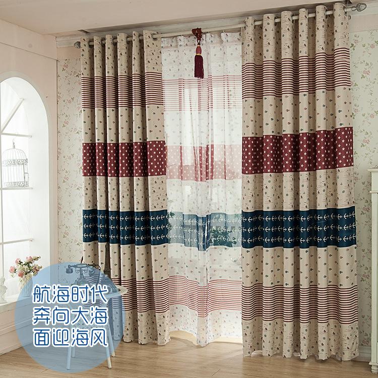 achetez en gros marine rideaux en ligne des grossistes marine rideaux chinois. Black Bedroom Furniture Sets. Home Design Ideas