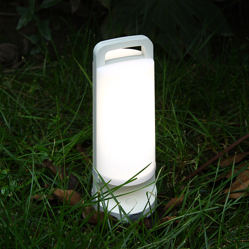 Outdoor Lights Portable: Led Solar Lamp Rechargeable Waterproof Outdoor Emergency