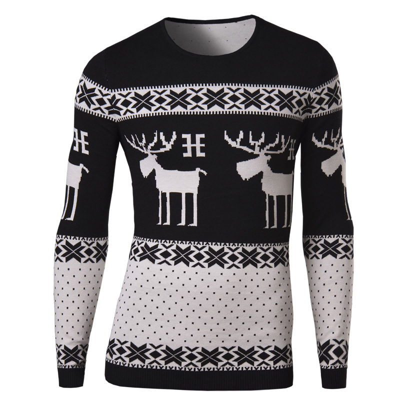 Stylish men sweaters knitted sweater sueter hombre jerseis hombre de marca pull homme marque survetement homme