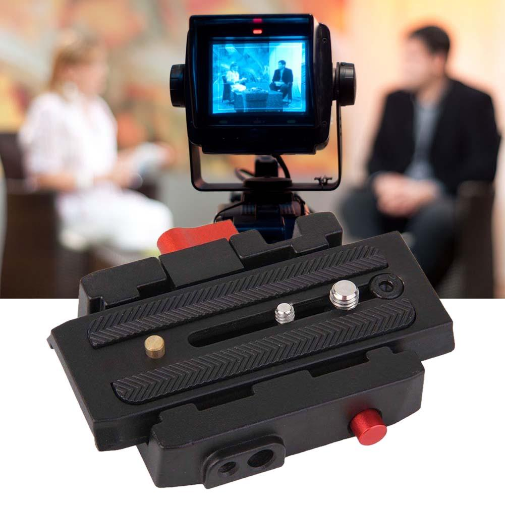 P200 Cam Quick Release Clamp QR Plate for 501 500AH 701HDV 503HDV Q5 quick release clamp video tripod accessories(China (Mainland))